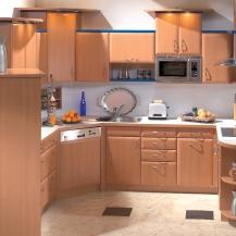 Kuchyně fotogalerie 050