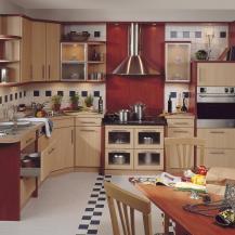 Kuchyně fotogalerie 058