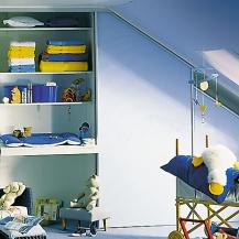 Dětské pokoje fotogalerie 023