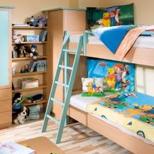 Dětské pokoje fotogalerie 024