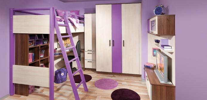 Dětské pokoje fotogalerie 006