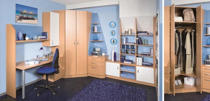 Studentské pokoje fotogalerie 009