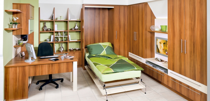 Studentské pokoje fotogalerie 013