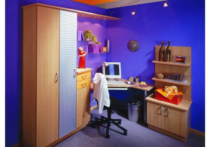 Dětské pokoje fotogalerie 036