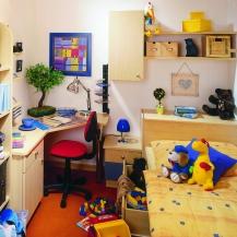 Dětské pokoje fotogalerie 038