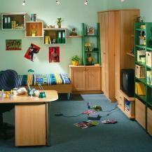 Dětské pokoje fotogalerie 035