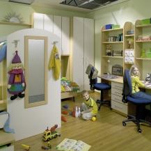 Dětské pokoje fotogalerie 032