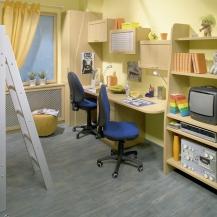 Dětské pokoje fotogalerie 049
