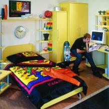 Dětské pokoje fotogalerie 043