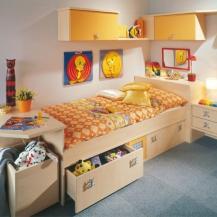 Dětské pokoje fotogalerie 015