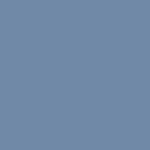 Sklo lak modř holubí mat