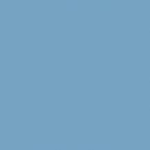 Sklo matelac metal modrý