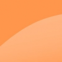 Sklo lak oranžový