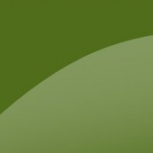 Sklo lak trávově zelený